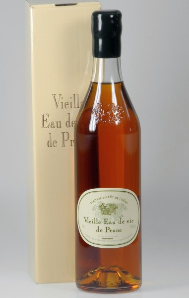Chateau Laubade Vieille Prune, Alter Pflaumenbrand
