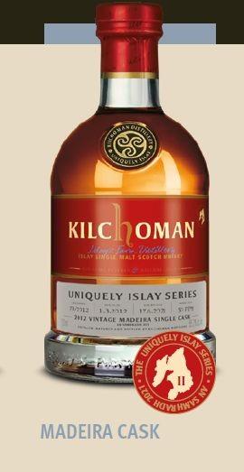 Kilchoman Uniquely Islay Series, Armagnac Cask finish Single Malt