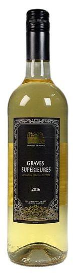 2016er Bordeaux Graves Superiores Blanc moelleux