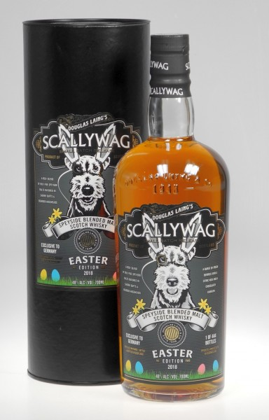 Scallywag EASTER EDITION blended Malt Whisky