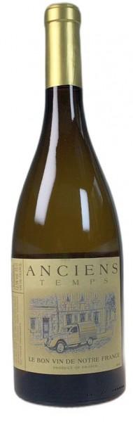 2019er Anciens Temps Blanc Languedoc