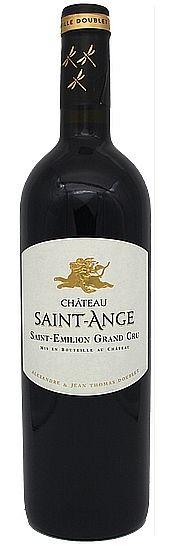 2015er Chateau St. Ange St. Emilion Grand Cru Bordeaux AOC