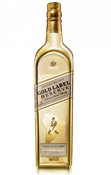 Johnnie Walker GOLD label scotch Whisky