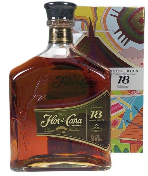 Flor de Cana 18 years Nicaragua Rum