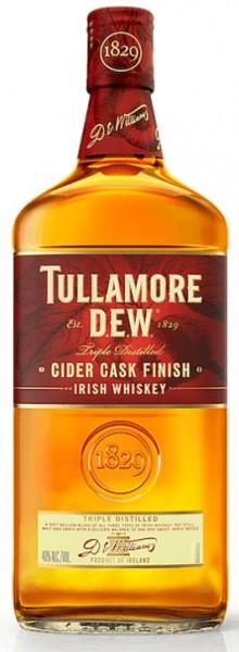 Tullamore Irish Whiskey CIDER CASK triple distilled