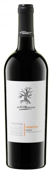 2017er San Marzano Primitivo Puglia