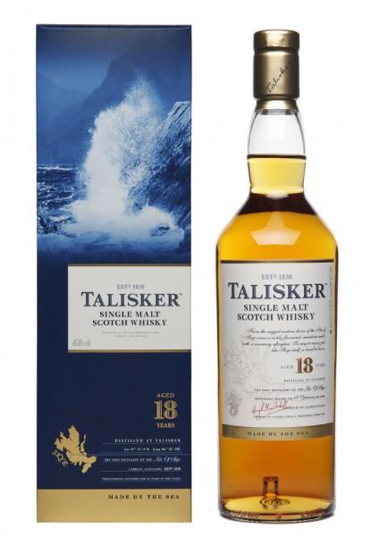 Talisker 18 years Single Malt Isle of Skye Whisky