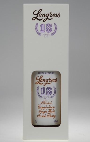 Longrow 18 years Whisky
