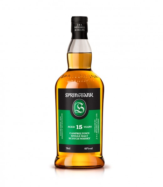 Springbank 15 years Single Malt Campbeltown Whisky