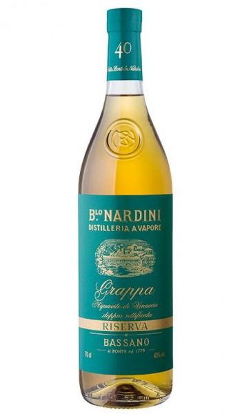 Nardini Grappa RISERVA Liter 40%vol
