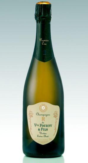 """Veuve Fourny """"R de Fourny"""" extra brut 1er Cru Champagne brut"""