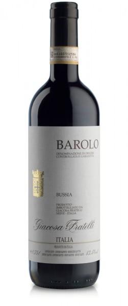 2014er Giacosa Fratelli Barolo Bussia