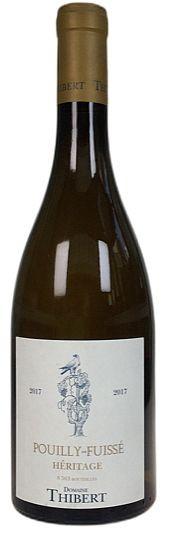 2017er Thibert Pouilly Fuisse HERITAGE Chardonnay