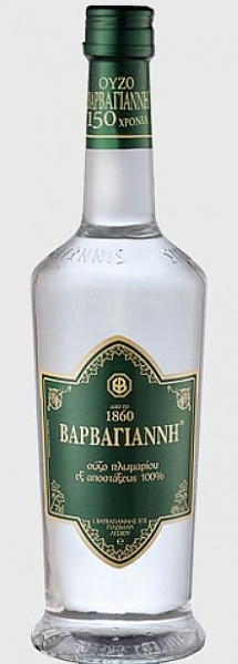 Barbayanni Ouzo Lesbos Green Label
