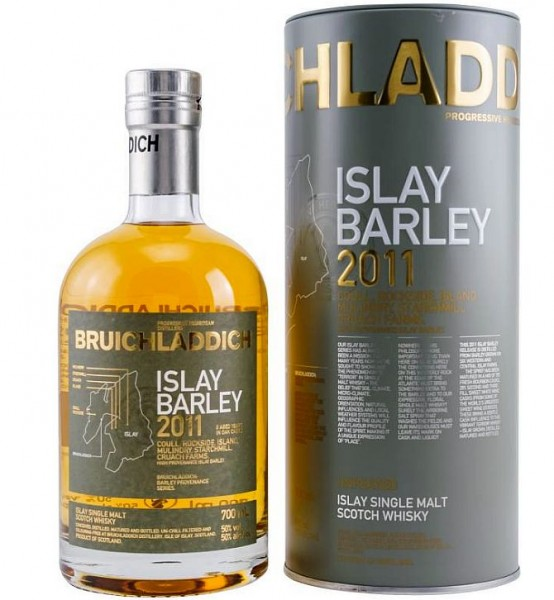 Bruichladdich Islay Barley 2011 - Islay Whisky