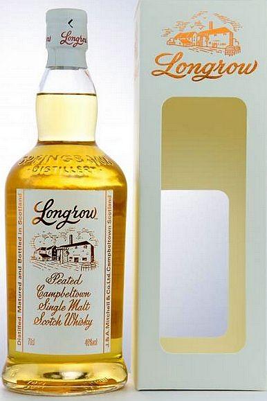 Longrow Peated Campbeltown Single Malt Whisky