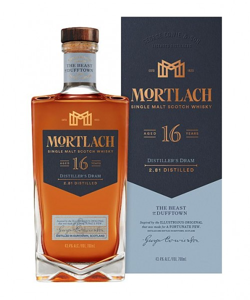 Mortlach 16 years Single Malt Whisky