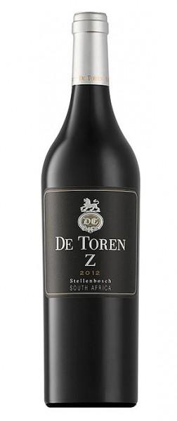 2016er De Toren Estate Stellenbosch Cuvee Z