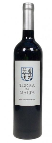2018 Terra Da Malta - Vinho Regional Lisboa Rotwein