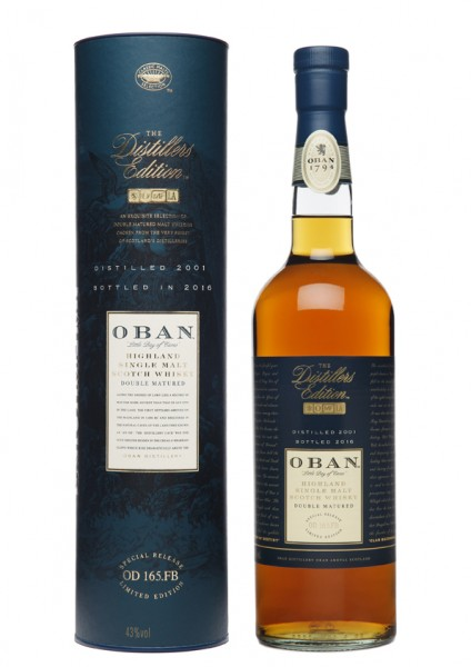 Oban Distillers Edition Single Malt Whisky