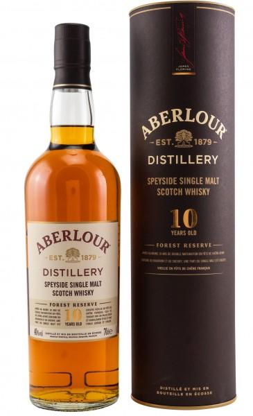 Aberlour 10 years single Malt Whisky