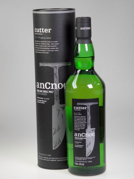 AnCnoc Cutter Single Malt Whisky