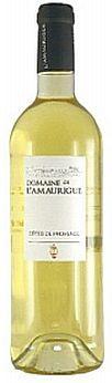 2018er Domaine de L Amaurigue Blanc Cotes de Provence