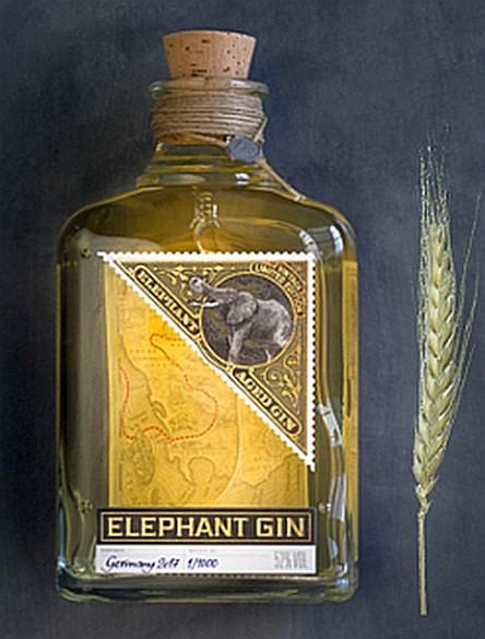 Elephant Gin AGED Strength 52%