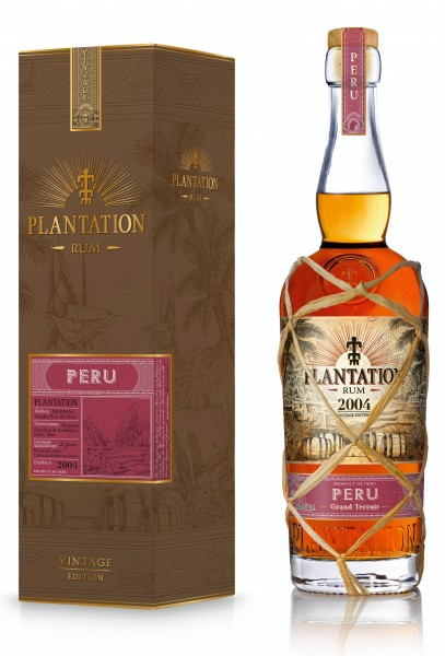 Plantation Peru Vintage Edition Rum