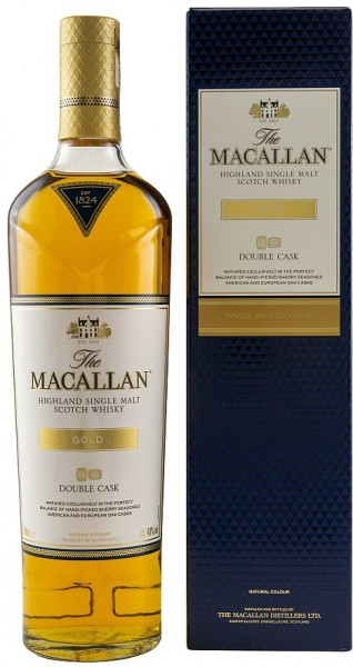 Macallan Double Cask Highland Single Malt Whisky