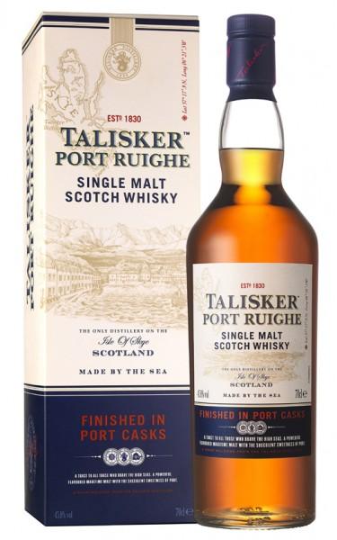 Talisker Port Ruighe port cask finish Whisky