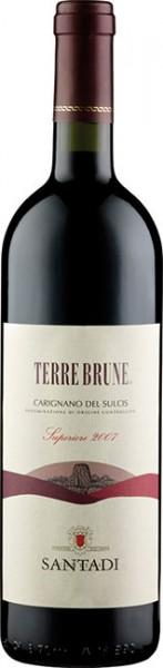 2012er Santadi Terre Brune rosso Carignan