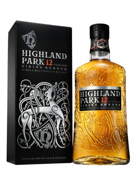 Highland Park 12 years Single Malt Viking Honour