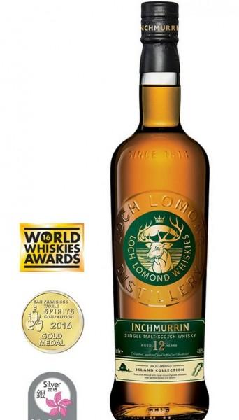 Inchmurrin 12 years Speyside Single Malt Whisky