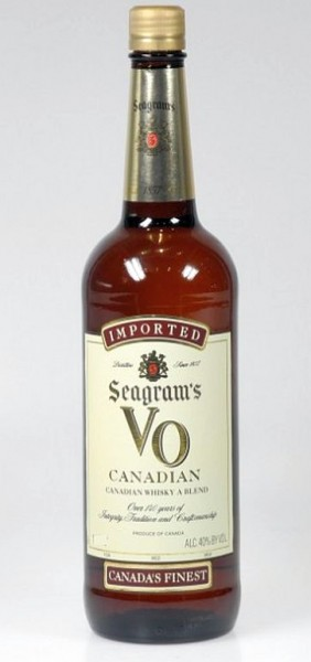 Seagrams VO Canadian Whisky 40%vol