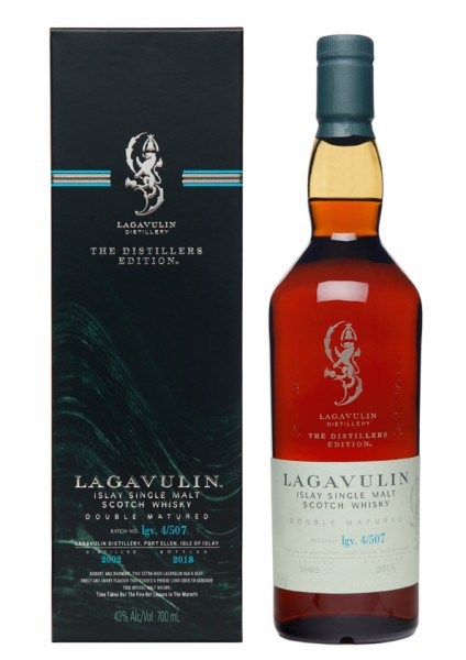 Lagavulin 2019 DE Distillers Edition Islay Single Malt Whisky