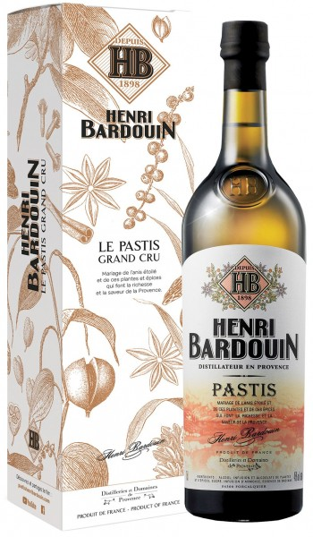 Henri Bardouin Pastis de Provence