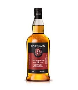 Springbank 12 years Single Malt Campbeltown Whisky 2019er release