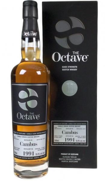Cambus Octave Cask 1991 Single Cask Whisky