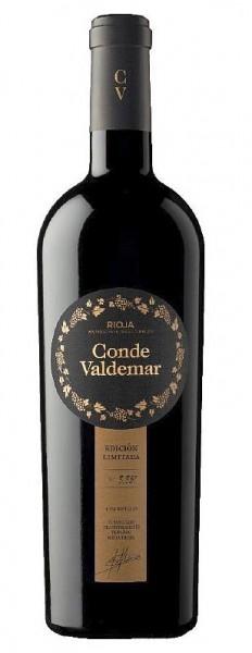 Conde de Valdemar EDICION LIMITADA Rioja