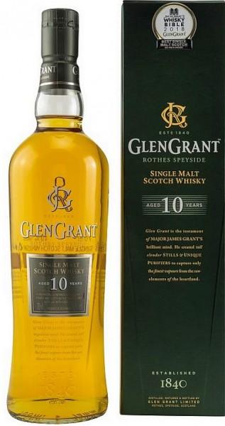 Glen Grant 10 years Speyside Whisky