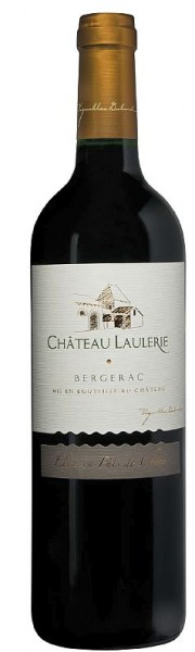 2015er Chateau Laulerie Bergerac RESERVE Rouge