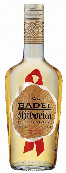 Badel Slivovitz Pflaumenbrand 0,5 Liter