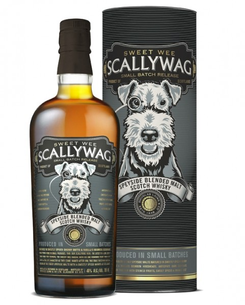 Scallywag Speyside blended Malt Whisky 46%vol