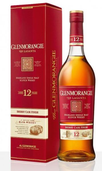 Glenmorangie Sherry Cask LASANTA Whisky