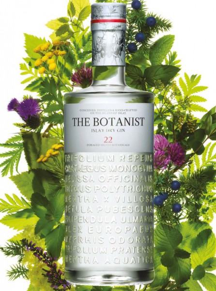 The Botanist Gin Islay Bruichladdich