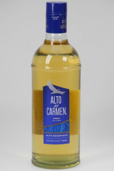 Alto del Carmen Pisco Especial Chile Blue Label