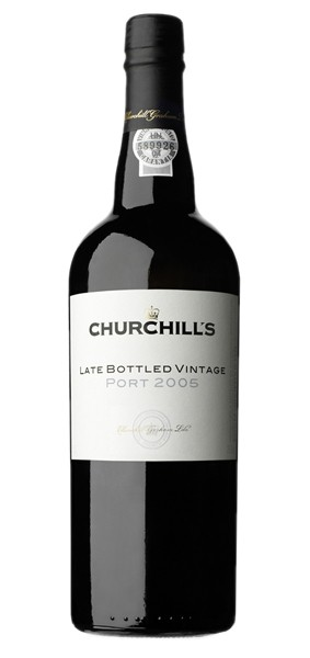 Churchills Late Bottled Vintage 2015