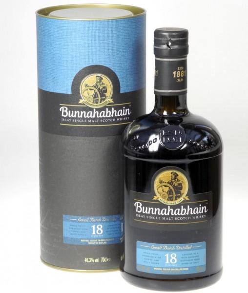 Bunnahabhain 18 years Single Malt Whisky