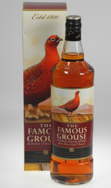 Famous Grouse Port Cask LITER scotch blended Whisky